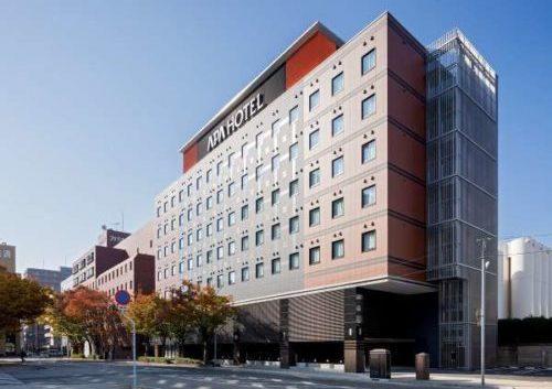 アパホテル(岡山駅東口)