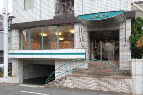 ベネフィットホテル 岡山駅前
