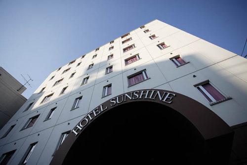 ビジネスホテル 岡山サンシャイン
