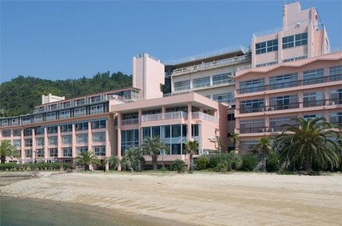 鷲羽山下電ホテル